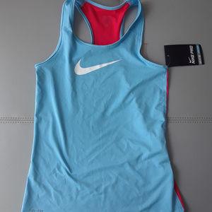 NWT Nike Pro Women's Training Tank Dri-Fit Sz S